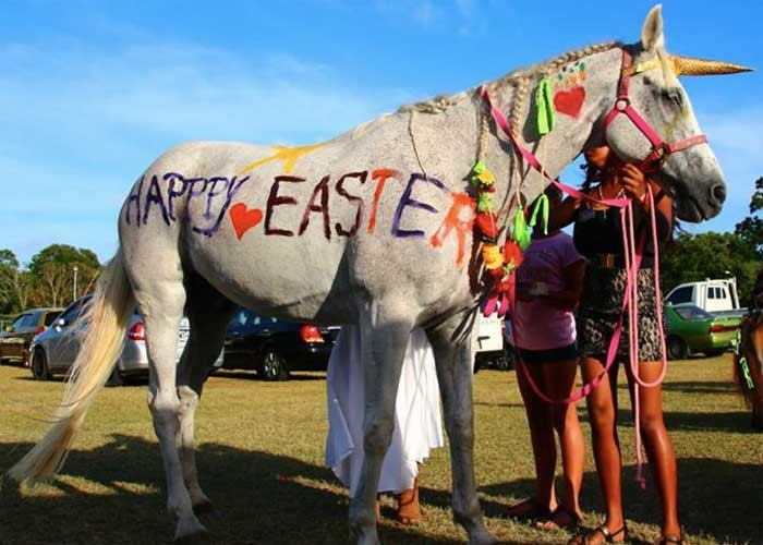 Buccoo Easter Parade 2015